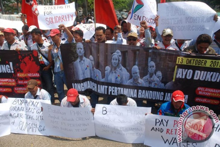 Longmarch AMT Bandung Jakarta