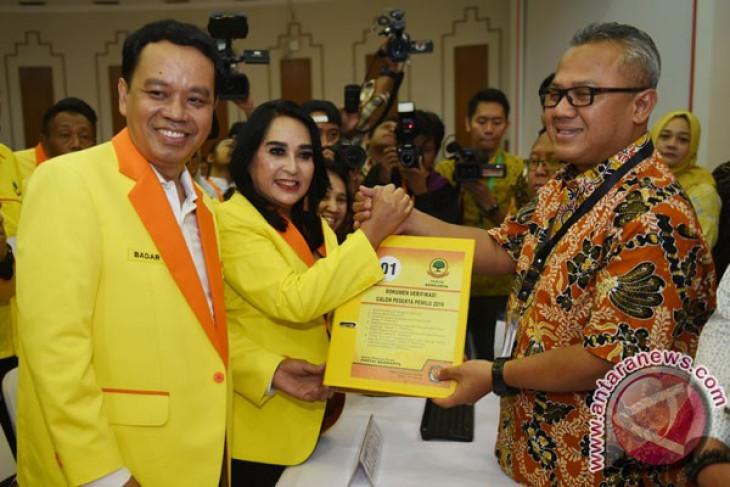 Partai binaan Tommy Soeharto daftar jadi peserta pemilu