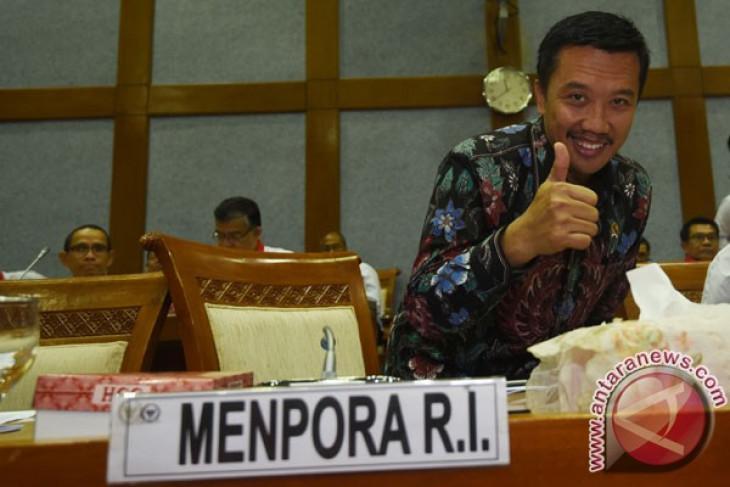 Kata Menpora sepak bola Indonesia milik rakyat