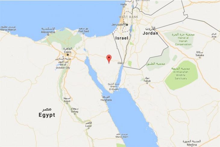 Mesir berlakukan jam malam di sebagian Sinai Utara