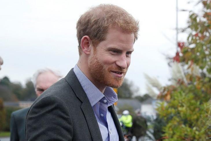 Pangeran Harry ramalkan Inggris akan menjuarai Piala Dunia