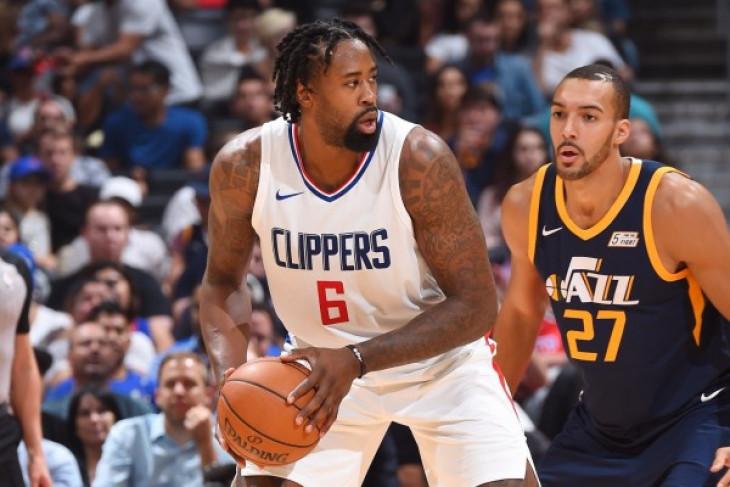 Mavericks dekati Clippers untuk dapatkan DeAndre Jordan