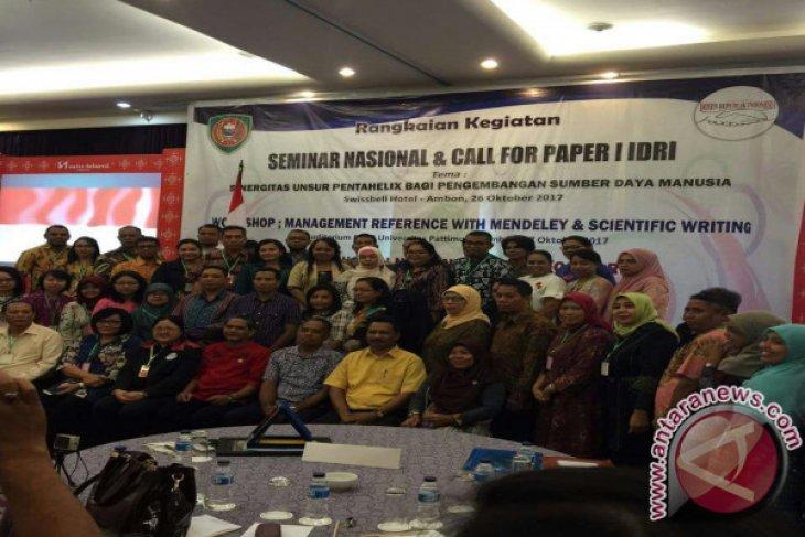 IDRI Dorong Dosen di Maluku Aktif Meneliti
