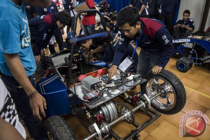 Kompetisi Mobil Listrik Indonesia