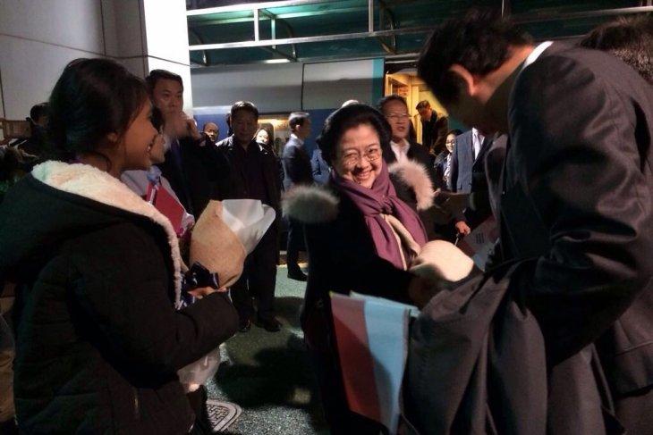 Megawati terima doktor honoris causa dari Korea
