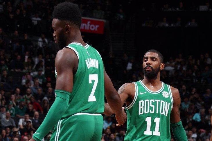 NBA hari ini, Celtics menangi 13 laga beruntun