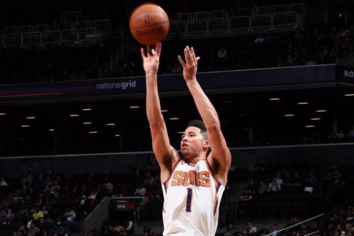 Devin Booker sepakati perpanjangan kontrak maksimal bersama Suns