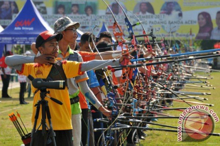 Panahan Aceh raih tujuh medali di kejuaraan international