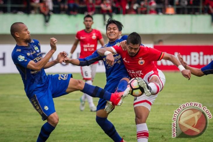 Komdis tetapkan Persib kalah 0-3 dari Persija