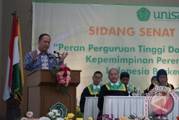 Menristekdikti dukung pendirian program studi magister fisioterapi pertama indonesia