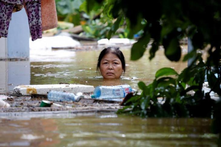 Topan Damrey Vietnam telah menewaskan 91 orang