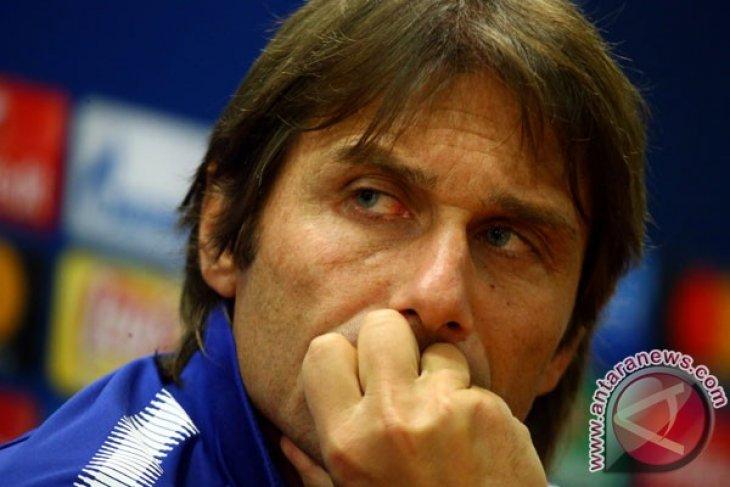 Conte, Kelelahan, Chelsea gagal menang