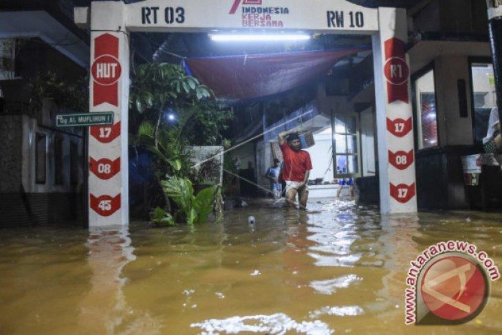 Ini Kata BPBD Soal Status Tinggi Air Di Jakarta