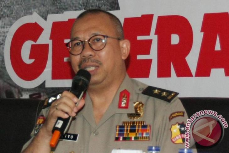 Polri minta PPATK telusuri aliran dana Surabaya Black Hat
