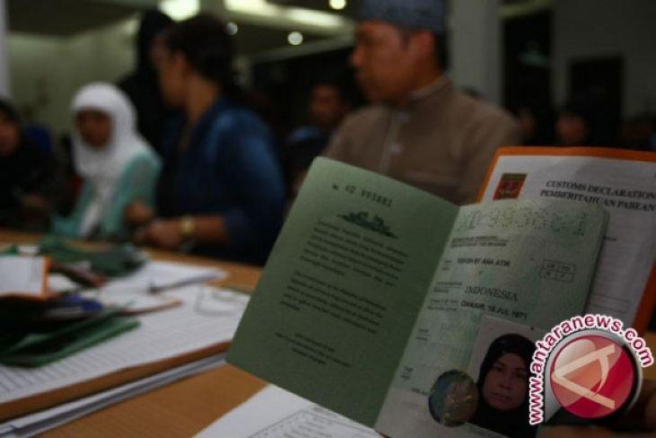 Kemensos target pulangkan 10.000 WNI migran dari Malaysia pada 2018