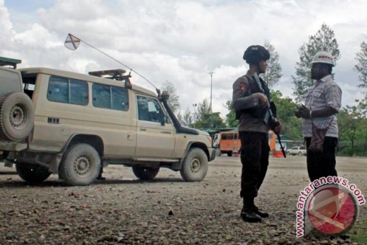 Penembak Brimob di Nabire ditangkap