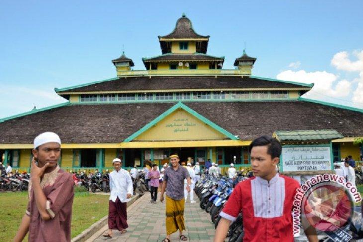 Wisata religi Kalimantan, inspirasi libur lebaran