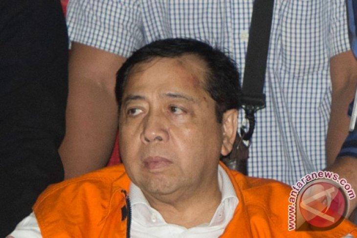 KPK: Setya Novanto permasalahkan penyidikan