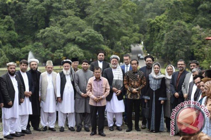 Wapres berdialog dengan Majelis Tinggi Perdamaian Afghanistan
