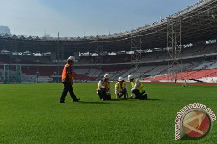 Renovasi Gelora Bung Karno selesai 100 persen