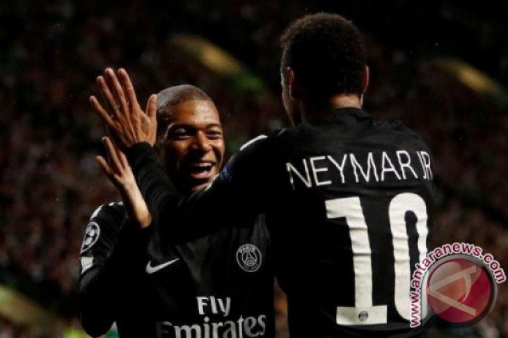 PSG Tundukkan Monaco 2-1 Untuk Unggul Sembilan Poin