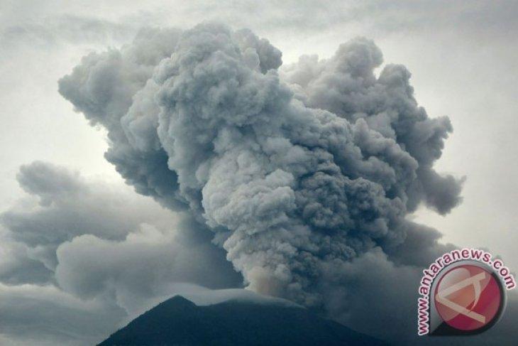 Letusan Gunung Agung pengaruhi kualitas air