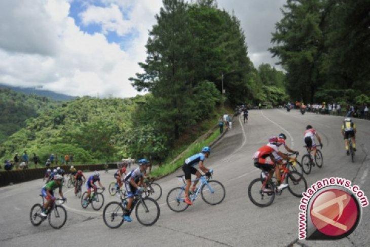 70 Pebalap Bersaing di Tour de Siak