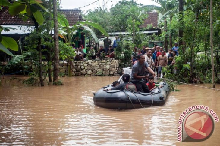 Pemda DIY: kerugian akibat Siklon Cempaka Rp200 miliar