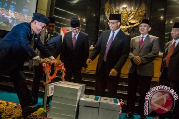 Penyerapan APBD DKI Jakarta 2017 mencapai 83,83 persen