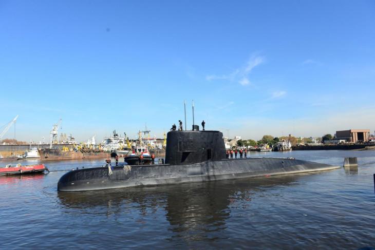 Pencarian kapal selam Argentina masuki fase kritis