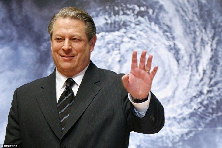 Al Gore puji restorasi gambut Indonesia
