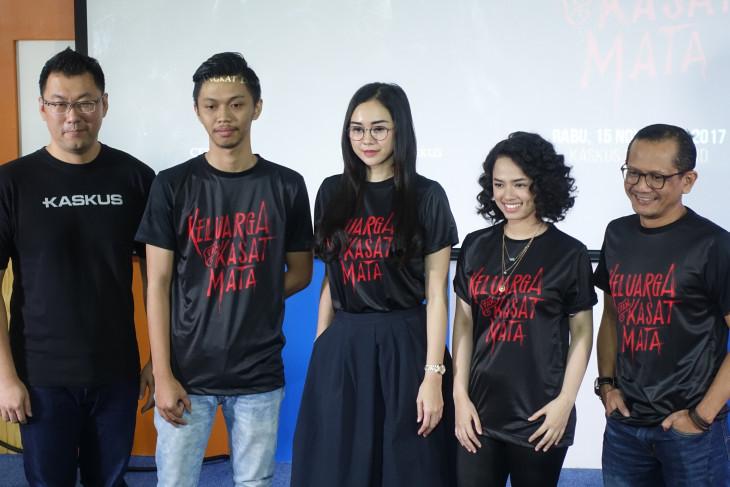 "Cerita horor ""Keluarga Horor Tak Kasat Mata"" segera hadir di bioskop"