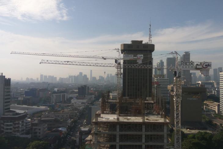 Jakarta diperkirakan cerah berawan hari ini