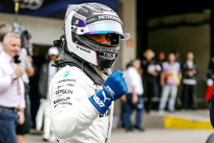 Valtteri Bottas perpanjang kontrak di Mercedes