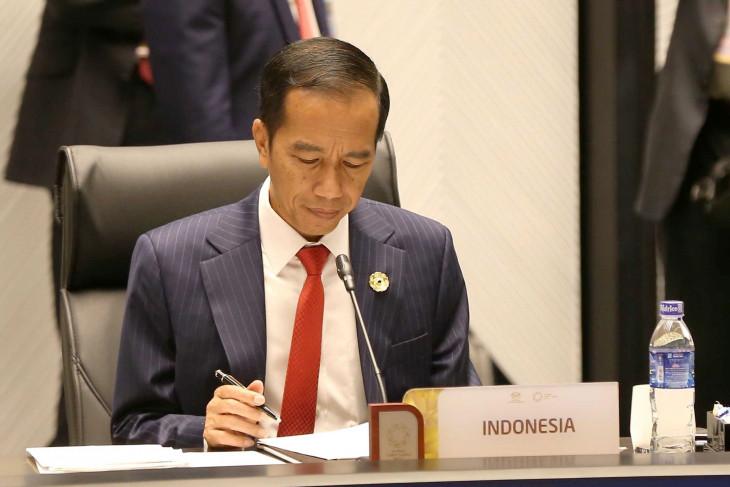Presiden Jokowi angkat ekonomi digital di APEC