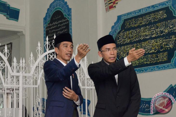 Pengamat: Jokowi-TGB hilangkan sentimen SARA