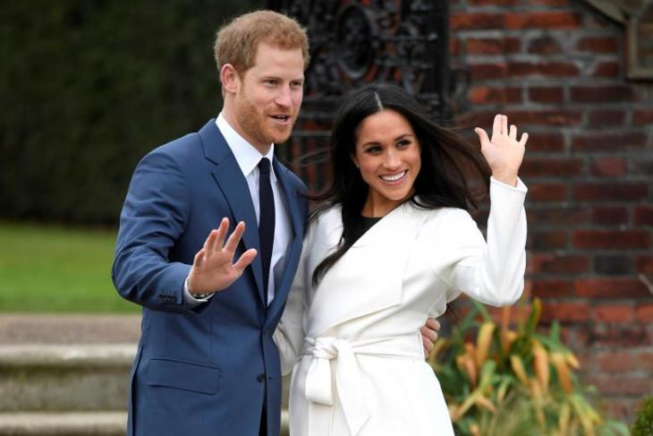 Alasan Meghan Markle belum diizinkan pakai mahkota