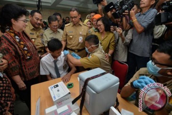 Imunisasi Difteri Jakarta