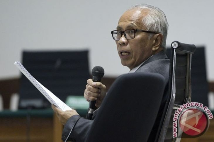 Sidang gugatan pengacara OC Kaligis atas kasus lama Novel Baswedan digelar