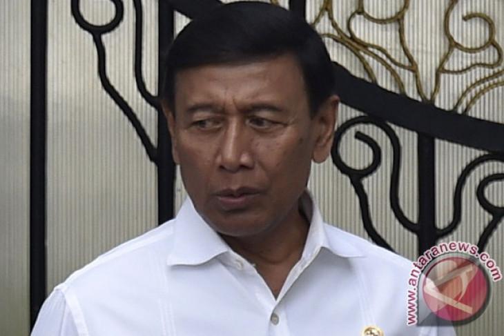 """Wiranto tawarkan kerjasama """"counter terrorism"""" ke Myanmar"""