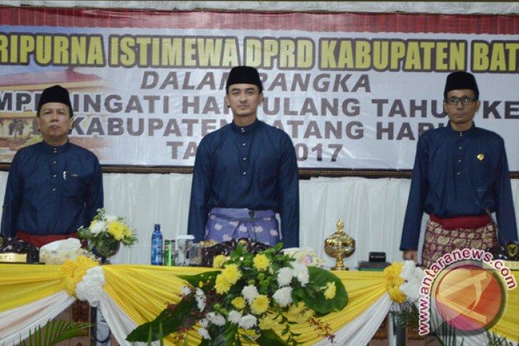 Gubernur Jambi Hadiri Paripurna HUT Kabupaten Batanghari