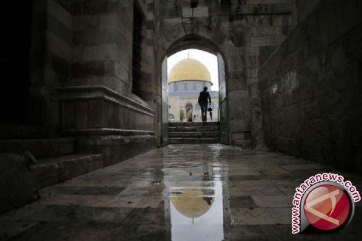 Ini rahasia lantai Masjidil Haram tetap dingin