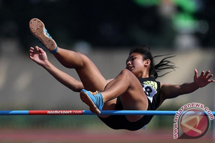 Nadia bidik lompatan batas minimal Asian Games 1,8 meter