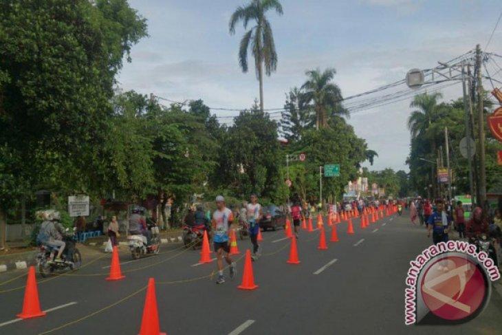 Acara Lari Di Kota Bogor, Hotel Laris