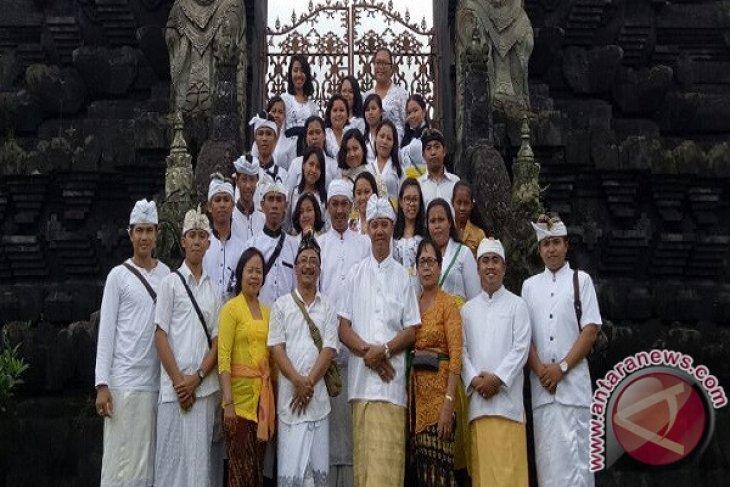 STAHN Singaraja Gelar Tirtha Yatra Keliling Bali