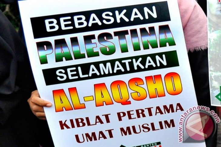Palestina sampaikan terima kasih atas dukungan Indonesia
