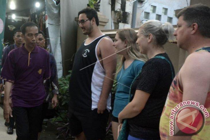 President Joko Widodo: Bali Safe To Visit