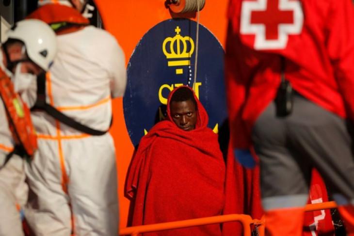 Spanyol selamatkan lebih 900 migran, temukan empat mayat