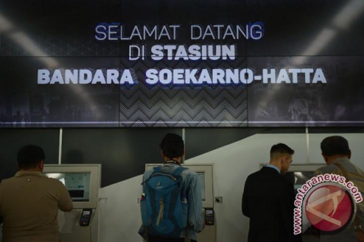 Kemenhub sediakan 4.000 kupon kereta bandara Soekarno-Hatta