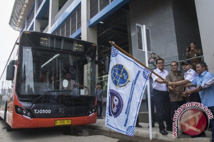 Bus Transjakarta gratis selama Asian Para Games